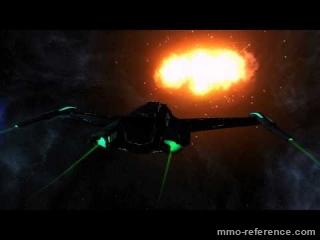 Vidéo Star Trek Online - Les nouveaux vaisseaux romuliens
