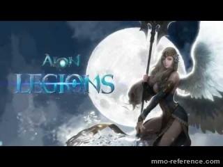 Vidéo Aion Legions - Bande annonce du mmorpg tactique gratuit sur mobile
