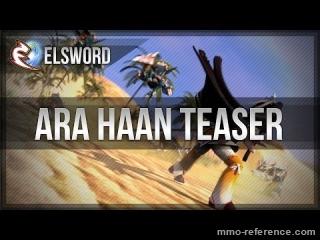 Vidéo Elsword - Trailer du personnage Ara Haan