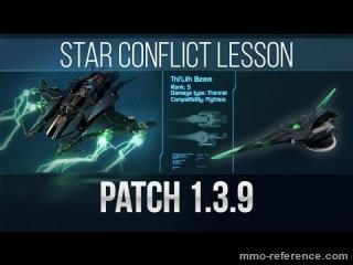 Vidéo Star Conflict - Nouveau Patch 1.3.9