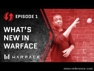 Vidéo Quoi de neuf dans Warface ?