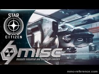 Vidéo Star Citizen - Rencontrez le Starfarer