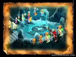 Vidéo Altis Gate - Trailer du MMORPG PC