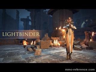 Vidéo Skyforge - La classe du Lightbinder