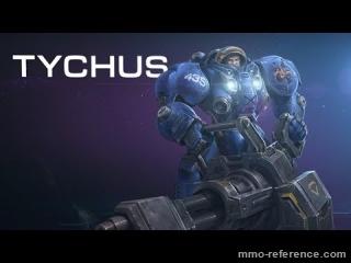 Vidéo Heroes of the Storm - Présentation du héros Tychus