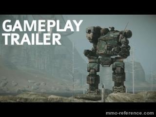 Vidéo MechWarrior Online - Gameplay du jeu de mech en ligne