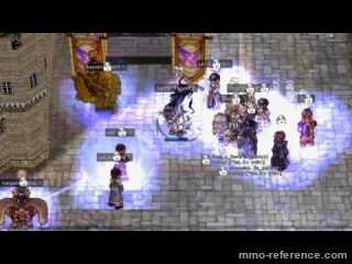 Vidéo Ragnarok Online 2 - Bande annonce officiel du mmorpg style manga
