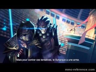 Vidéo Games of Glory - Cinématique trailer du jeu en Français