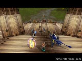 Vidéo Runes of Magic -  Les Guerres de Siège