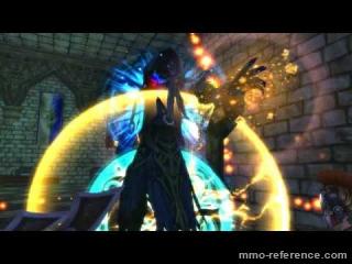 Vidéo Runes of Magic -  Les différentes classes avec toutes leurs compétences