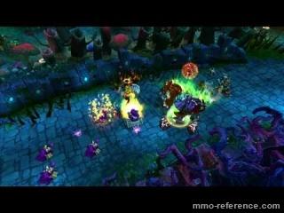 Vidéo League of Legends - Twisted Treeline - Une map  nouvelle en 3 contre 3