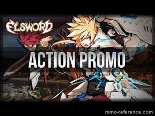 Vidéo Elsword - Un jeu manga d'action !