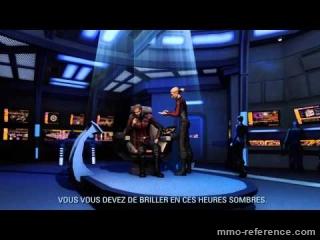 Vidéo Star Trek Online - Bande annonce du mmorpg spatial