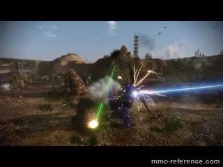 Vidéo MechWarrior Online - PvP de 12 contre 12 dans le free to play