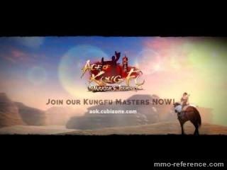 Vidéo Age of Kungfu - Découverte du voyage du guerrier