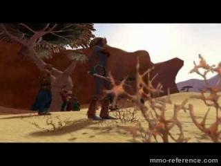Vidéo Ryzom - Un MMORPG de science-fantasy unique