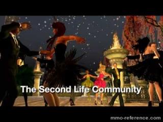 Vidéo Second Life - Parler, danser, apprendre ou même aimer dans un jeu en ligne