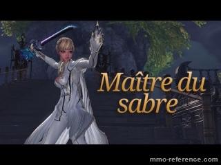 Vidéo Blade and Soul - Le maitre du sabre en action