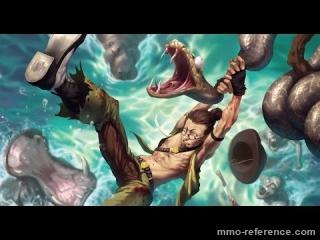 Vidéo Dead Island Epidemic - Présentation du personnage de Septian