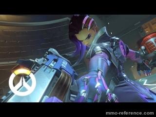 Vidéo Overwatch - Présentation de la hackeuse Sombra