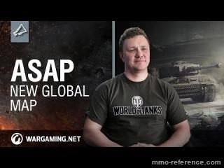 Vidéo World of Tanks - Nouvelle carte et nouveau gameplay