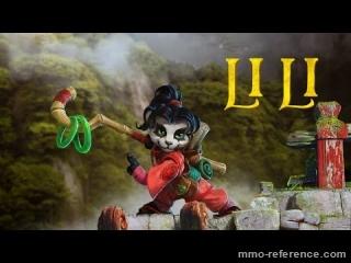 Vidéo Heroes of the Storm - Présentation du héros Li Li