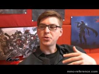 Vidéo GunZ 2 The Second Duel - Interview de Christian Schönlein