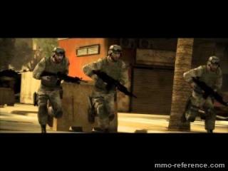 Vidéo Battlefield Play4Free - Le premier teaser du free to play