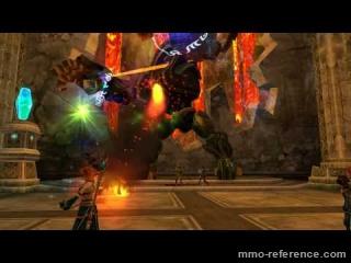 Vidéo Runes of Magic - Bande annonce du chapitre 2 The Elven Propecy