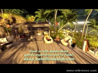 Vidéo Second Life - Présentation des clés d'expérience