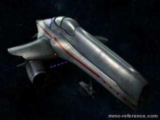 Vidéo Infinity Battlescape - Tour du vaisseau spatial Silverbow