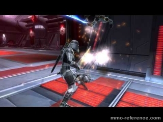 Vidéo SWTOR - Evolution du chevalier Jedi dans le jeu