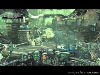 Vidéo Hawken - GamePlay du MMOFPS