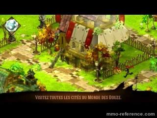 Vidéo Dofus - Un mmorpg d'aventure dans Le Monde des Douze