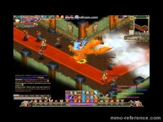 Vidéo Crystal Saga - Astuces Donjons 65 du mmorpg