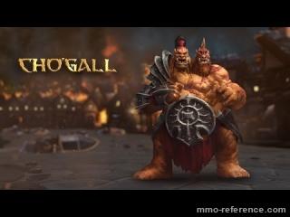 Vidéo Heroes of the Storm - Présentation du héros Cho'Gall