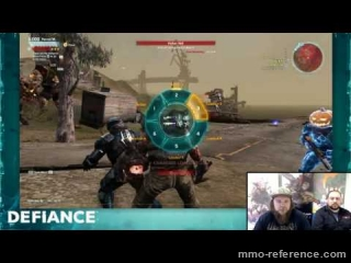 Vidéo Defiance - Livestream du mmo le 7 octobre 2016