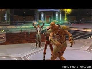 Vidéo SWTOR - Evolution de la classe du contrebandier