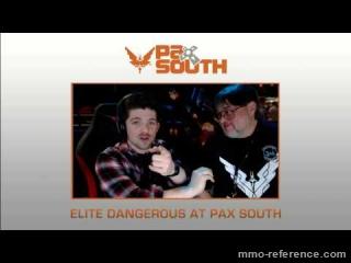Vidéo Elite Dangerous - Steaming live au PAX South 2016