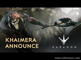 Vidéo Paragon - Découvrez le héros Khaimera