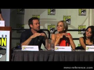 Vidéo Defiance - Comic con 2012 #1