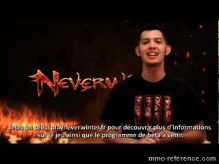 Vidéo Neverwinter au salon E3 2012
