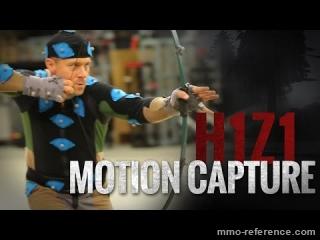 Vidéo H1Z1 - Motion Capture pour le mmo