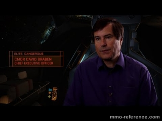 Vidéo Elite Dangerous - Making of du mmo de vaisseaux