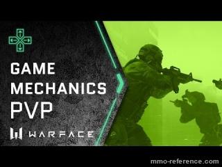 Vidéo Warface - Les mécaniques de jeu PvP