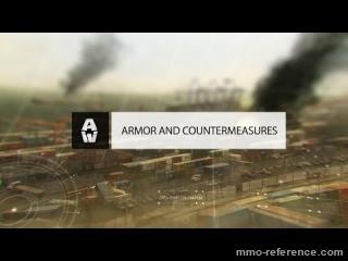 Vidéo Armored Warfare - Les armures et contre-mesures