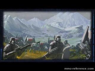 Vidéo SWTOR - L'attaque de l'Empire Sith