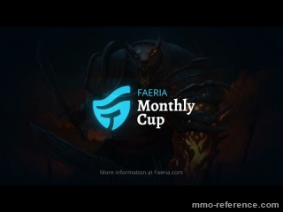 Vidéo Faeria - Vidéo Annnoncement Faeria Monthly Cup
