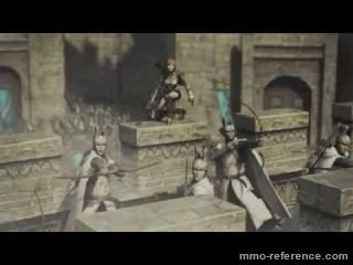Vidéo Rosh Online - Teaser et premieres images du jeu