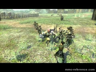 Vidéo Dynasty Warriors Online - Trailer du mmo